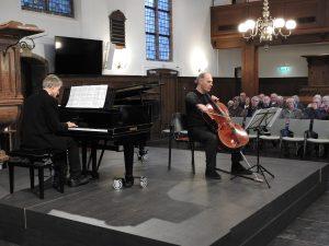 Benefietconcert Artur Trajko @ Pauwehof / Oude Kerk, Heemstede