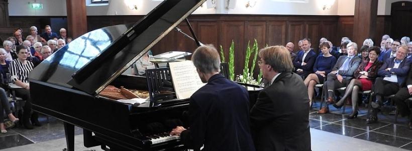 topfoto concert Jaap Stork – Piet Hulsbos