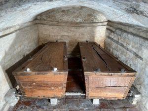 Heropening grafkelder @ Oude Kerk